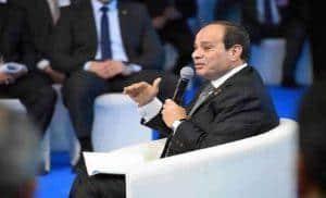 Al-Sisi: Saudi NEOM is a big tourism project