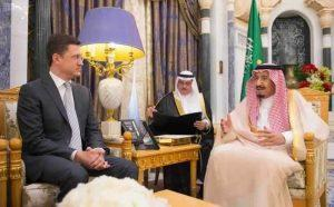 Russian Companies Will Join Saudi on energy investment at NEOM