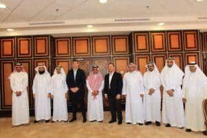 NEOM team visit University of Tabuk