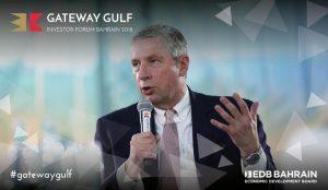 Dr. Klaus declarationabout NEOMduringGateway Gulf Investor Forum Bahrain 2018
