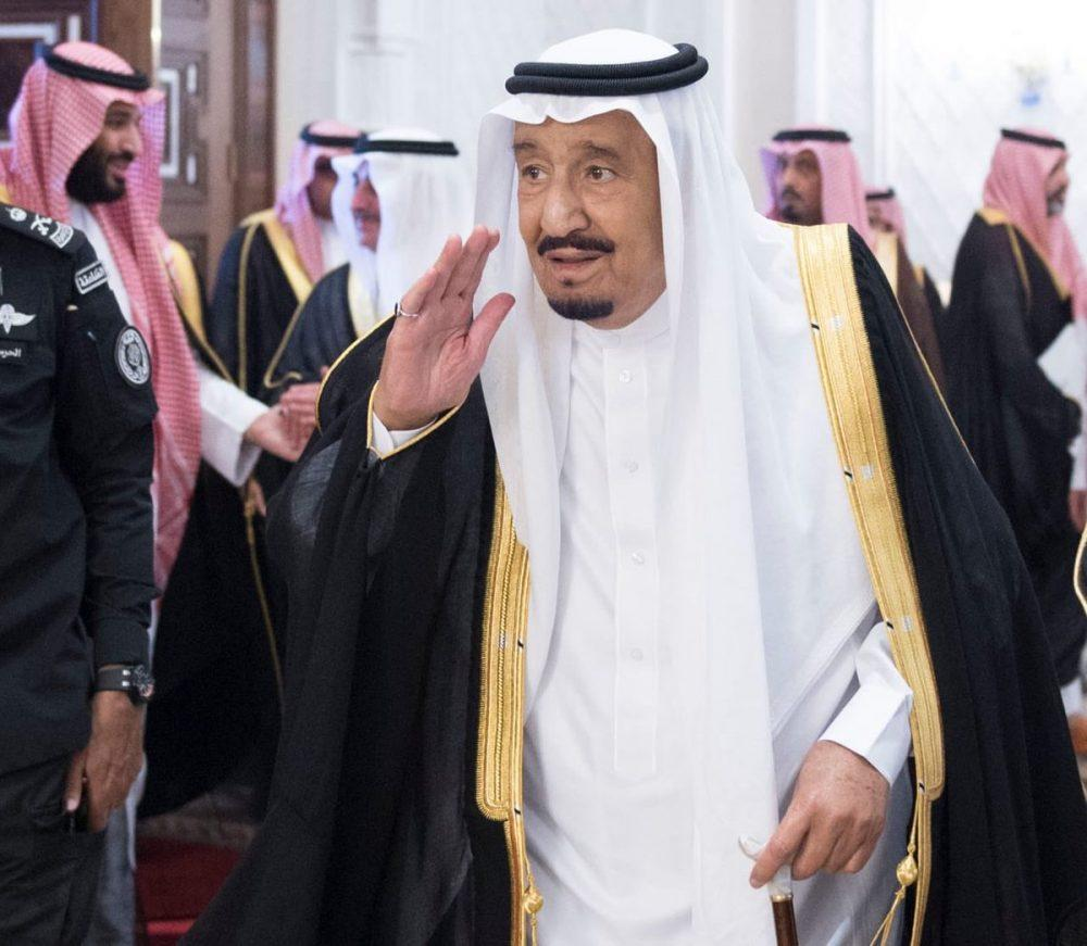King Salman visits NEOM for vacation